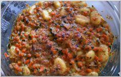 Gratin de légumes (et garniture pour gnocchi ou quenelles) – Vegan Blog