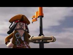 Piratas Del Caribe - Lego- Especial 406 SUBS - Cap 1