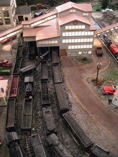 Pennsylvania Coal Miner Cargo