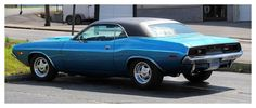 Classical Blue Challenger