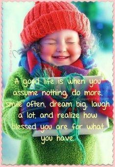 A good life...❤️