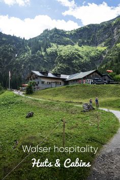 Recharging the batteries in a hut is part of hiking and skiing - here you will find an overview of cabins and huts in Kleinwalsertal. Restaurant, Hospitality, Skiing, Cabin, Mountains, Travel, Ski, Voyage, Diner Restaurant
