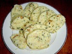 Czech Recipes, Ethnic Recipes, Bread Dumplings, Mashed Potatoes, Cauliflower, Side Dishes, Food And Drink, Cooking Recipes, Meat