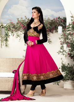 http://www.trendy16.com/pink-faux-georgette-party-wear-churidar-kameez-20.html