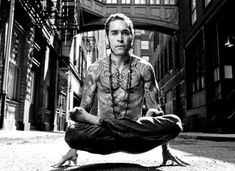 """Vincent - """"Yoga has become an outlet for change in all aspects of my life. It has connected and grounded my mind and body. I grew up in a place where it was not accessible nor understood and since I have learned it I have been passing the knowledge to those who like me, don't really understand it."""""""