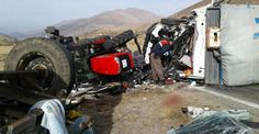 Elbistan-Nurhak karayolunda kazada anne oğul can verdi, 8 kişi yaralandı