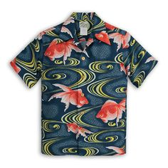 Grnadmaster chad Vintage Hawaiian Shirts, Mens Hawaiian Shirts, Hawaiian Fashion, Ocean Fabric, Legally Blonde, Bowling Shirts, Aloha Shirt, Vintage Stuff, Male Fashion