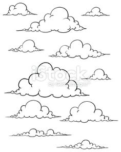 vector clouds - Google Search