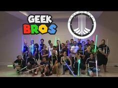 "SaberCraft - ""GEEK BROS"" Special Edition"