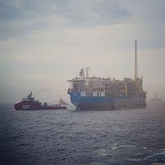 #skandi #urca #fpso #marica' #brasil #santos #ahts #supply #supplyvessel #harbour #Navigation #navi #officeronwacht #ocean #oceanrig #oilfield #seaman #mariners #ship #vessel #offshore #offshorelife by giorgissimo10