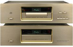 Accuphase DC-90 CDT & DC-91 DAC