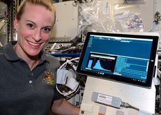 First DNA Sequencing Conducted in Space - SpaceRef
