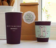 coffee cup, branding, packaging, logo
