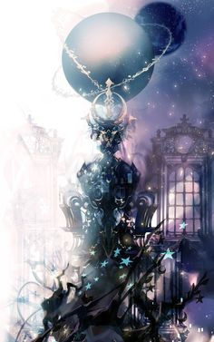 Anime Chibi, Anime Art, Fall Wallpaper, Magic Art, Backrounds, Anime Scenery, Cute Wallpapers, Sterek, Fantasy