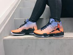 #AirJordan XX9 Skyline #sneakers
