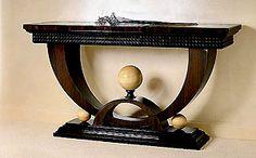 ONYX & EBONY CONSOLE TABLE