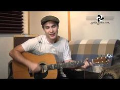 Bob Marley - Redemption Song (Easy Songs Beginner Guitar Lesson BS-905) How to play - YouTube