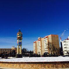"""""""#podolsk #inpodolsk #RF #winter"""""""