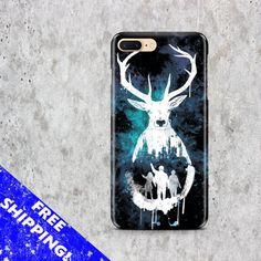 Samsung S7 Case Harry Potter iPhone 6S Plus Deer cover iPhone 7 Plus case Hogwarts Samsung S6 Hard case Samsung S7 Edge case Samsung Note 5