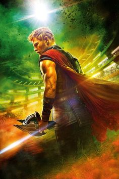 Thor: Ragnarok (2017) Full Movie Streaming HD