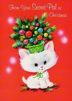 i'm pretty sure i got this card from my grandma when i was little