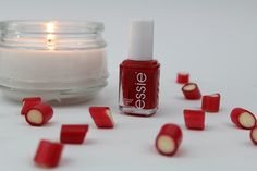 essielove, essie, really red