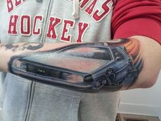 """This tattoo. 