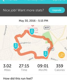 Run complete! #fitness #gym #muscle #gains #run #runkeeper #training by simon.t.fletcher