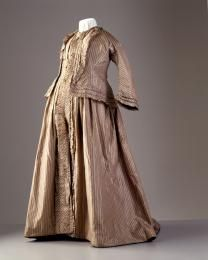 Maternity Gown, England, always wondered about those, especially since women were pregnant so much of their lives.