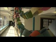 ▶ Northwest students start a chain reaction of kindness with Rachel's Challenge - YouTube