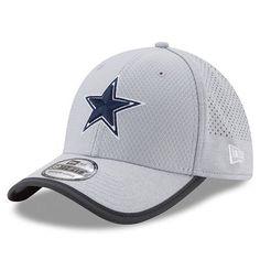 895ff84ad95 Dallas Cowboys New Era Youth 2017 Training Camp Reverse 9TWENTY Adjustable  Hat - Gray