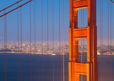 The Golden Gate Bridge on Thanksgiving evening 2011 Night Photography, Street Photography, Landscape Photography, Moon Rise, San Fransisco, California Usa, City Lights, Golden Gate Bridge, West Coast