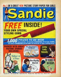 Sandie Issue One (IPC)