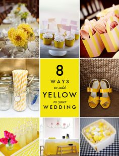 8-WAYS-TO-ADD-YELLOW-TO-YOUR-WEDDING