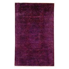 "Adina Collection Oriental Rug, 4'10"" x 7'10"""