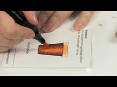 Accreditation Video: Building Dimension - Spectrum Noir Coloring System from Crafter's Companion