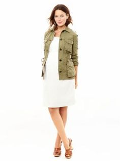 Maternity dresses: Tunic dresses, wrap dresses, and more from GapMaternity | Gap