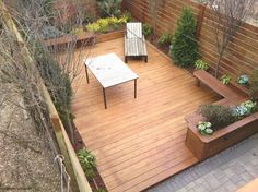 1000 Images About Small Backyards On Pinterest Small Backyards Townhouse And Backyard Ideas
