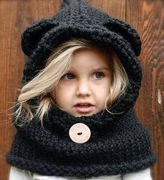 12 tolle und witzige Häkel- und Strickideen für Kinder für die kalte Jahreszeit ..!! - DIY Bastelideen