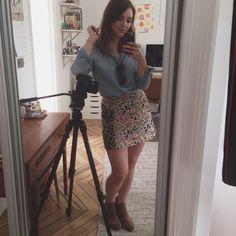 Estée Lalonde @estee_lalonde Posing with my ca...Instagram photo   Websta (Webstagram)