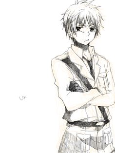 Hetalia- England. tee hee he's so cute when he's irritated ^_^