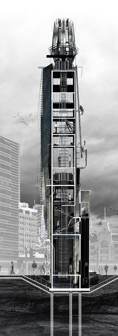 Finalist: Ashley Benck, Victoria University of Wellington, Faculty of Architecture and Design -