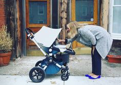 Strolling with the Bugaboo Cameleon3 Elements - motherburg