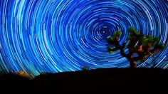 This is a beautiful star trails time-lapse shot and edited by Gavin Heffernan. See more great time-lapses by Gavin