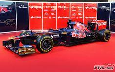 Toro Rosso 2012