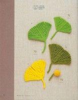"Gallery.ru / accessories - Альбом ""Crochet mini motif"""