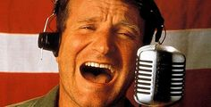 Hearing of Robin Williams' death was, for me, truly sad. I loved the roles he played and my favourite was Adrian Cronauer, a DJ for the US Armed Forces Services Radio in Good Morning Vietnam ...