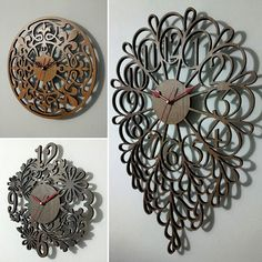 Deconinja.ro Clock, Wall, Instagram Posts, Home Decor, Watch, Decoration Home, Room Decor, Clocks, Walls