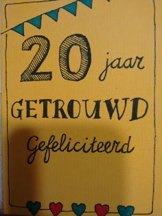 Made by Betty Voor #schoonzus en #zwagers #trouwdag