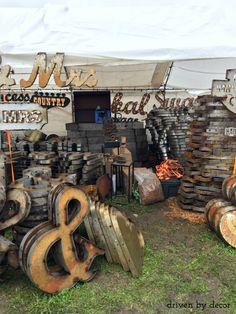 Antique Fairs, Antique Show, Antique Stores, Antique Market, Antiques Road Trip, Round Top Texas, Salvaged Decor, Pallet, Driven By Decor